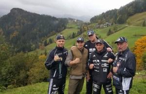 Impressionen vom Trainingslager Slovenien Oktober 2015