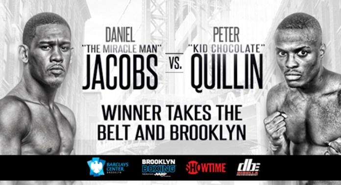 Daniel Jacobs gegen Peter Quillin
