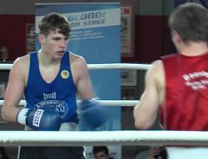 Nikitin / Foto: Boxring Hanau