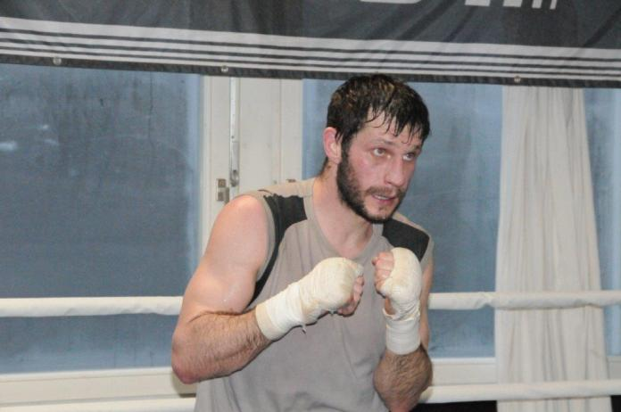 Igor Mihalkin / Foto: EC Boxing