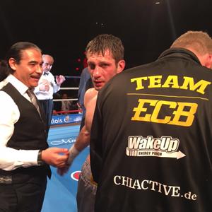 Erol Ceylan und Igor Mikhalkin - EC Boxing