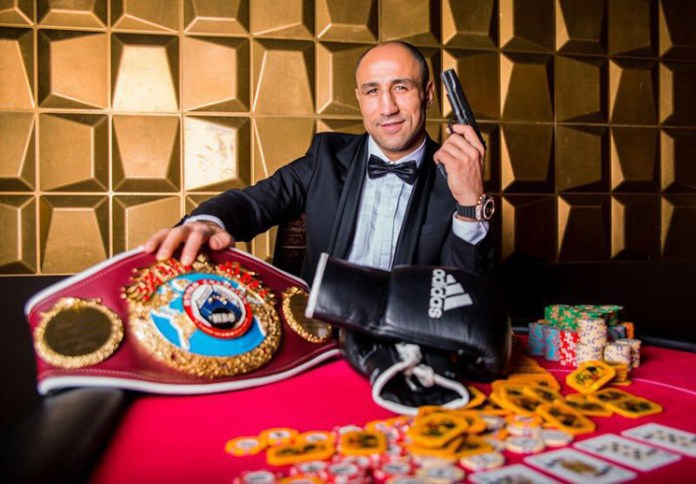 Arthur Abraham - Casino / Foto: Sebastian Heger