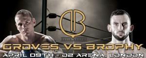George Groves vs. David Brophy