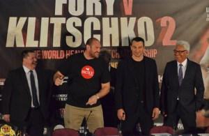 Tyson Fury vs. Wladimir Klitschko