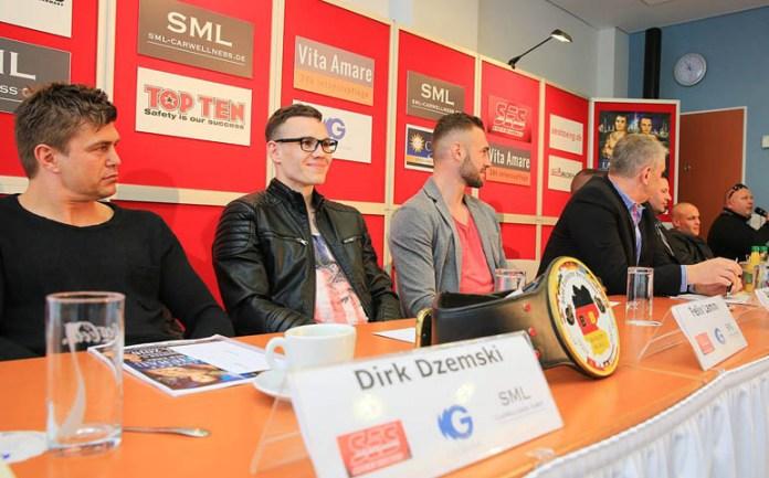 SES-Pressekonferenz im Globana Airport Hotel / Foto: SES Team-P. Gercke
