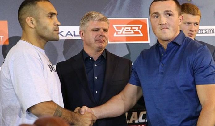 Denis Lebedev gegen Victor Ramirez
