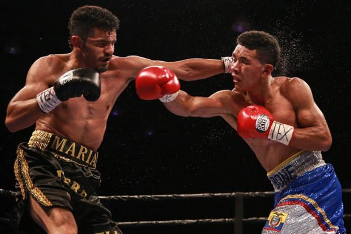 Miguel Vazquez gegen Erick Bone