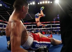 Vasyl Lomachenko gegen Roman Rocky Martinez