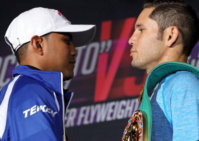 Gonzales vs Cuadras Face to Face