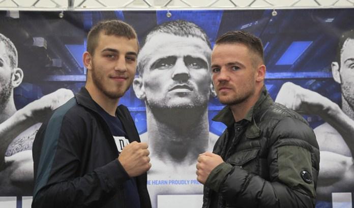 Matchroom Boxing im Weltergewicht:  Frankie Gavin vs. Sam Eggington