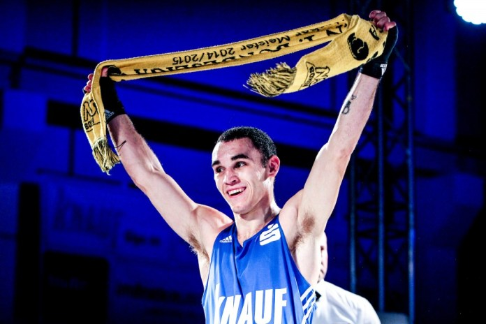 NSV-Boxer Roland Galos / Fotograf: Christoph Keil