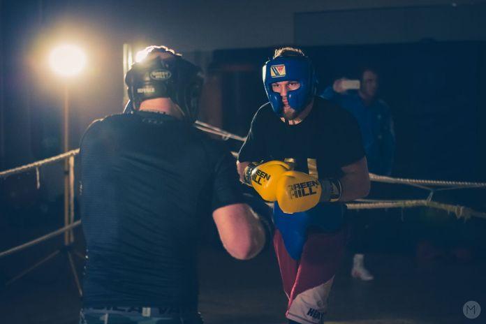 foto jassmann sparring
