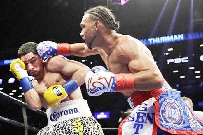 Thurman vs Garcia