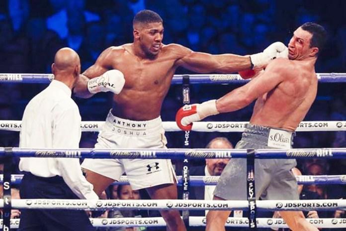 Joshua vs Klitschko 11