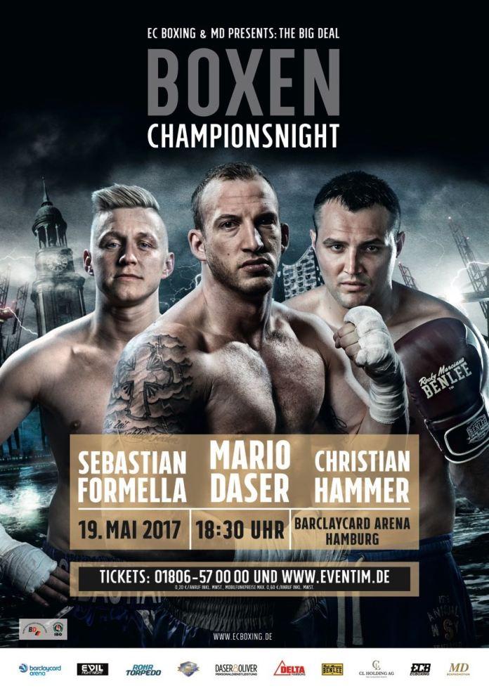 Plakat 19. Mai 2017