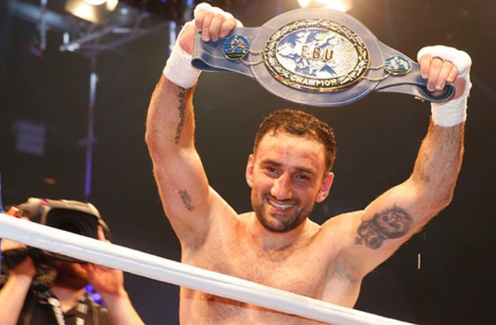 Murat EM Champion