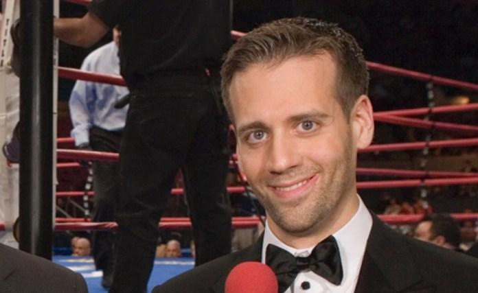 Max Kellerman, einer der bekanntesten US Boxsport-Kommentatoren