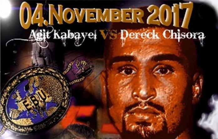 Am 4. November kommt es im Spielcasino Monte Carlo zum Showdown zwischen Europameister Agit Kabayel und Dereck Chisora.