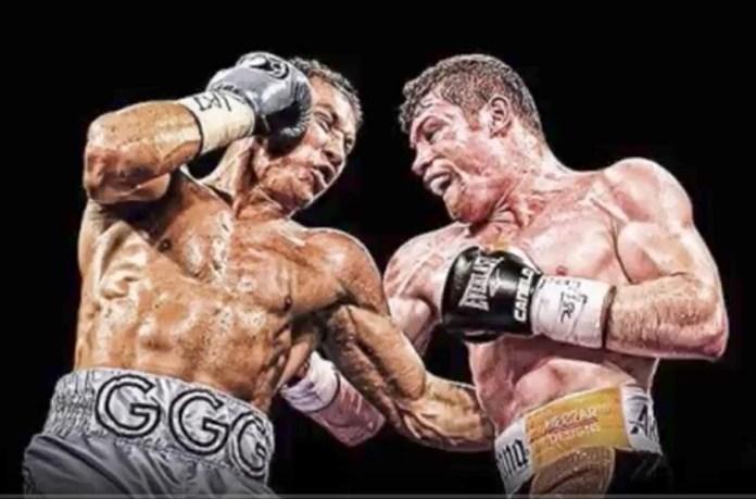 Golovkin vs Alvarez
