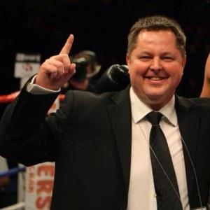 Mick Hennessy der Promoter des Kampfes gestern Abend in Manchester, will Protest gegen das Urteil beim Weltverband der WBO einlegen.
