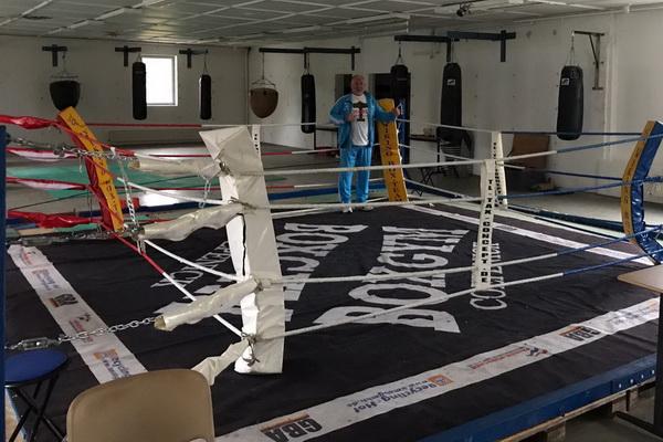 Winfried Spiering im neuen Gym in Wolgast1