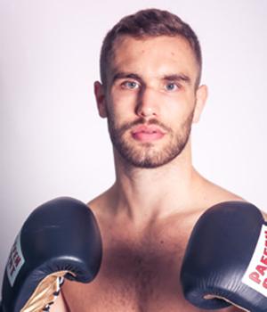 Super-Mittelgewichtler Leon Bunn aus Frankfurt am Main z#hlt zu den größten Nachwuchstalenten im Team Sauerland. Dem jungen Frankfurter gehört die Zukunft.