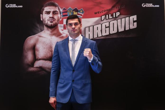 Schon seit Jahren stand der kroatische Schwergewichts-Superstar auf der Wunschliste von Kalle Sauerland und jetzt endlich hat er einen langjährigen Promoter-Vertrag mit ihm abgeschlossen.