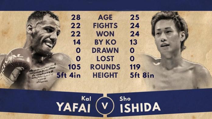 kal-yafai-sho-ishida-tale-of-the-tape