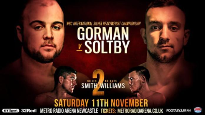 Gorman vs Soltby