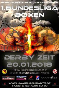 Plakat-Giants-Schwerin