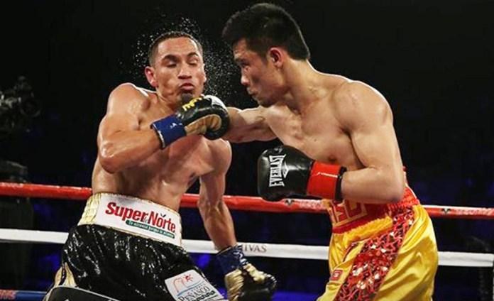 Auch wenn die vielen mexikanischen Fans den alten und neuen WBC Weltmeister im Super-Fliegengewicht nach der Urteilsverkündung, in der Nacht zum heutigen Morgen im Forum in Inglewood in Los Angeles ausbuhten, änderte dies nichts am klaren Sieg des thailändischen Titelverteidigers