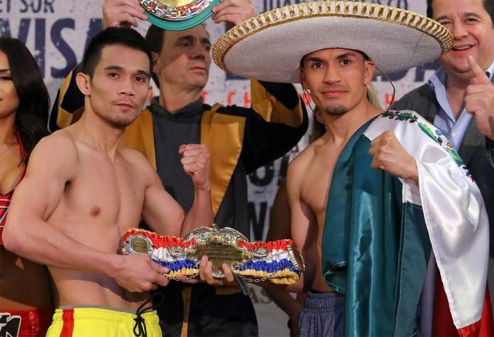 Srisaket Sor Rungvisai vs. Juan Francisco Estrada