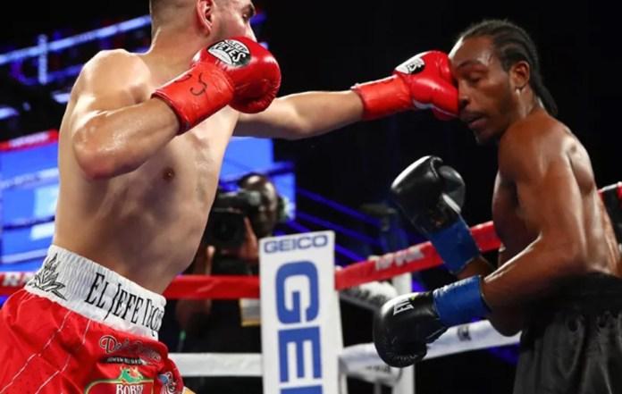 Mit einem einstimmigem und klaren Punktsieg holt sich Jose Ramirez den WBC Titel im Super-Leichtgewicht.