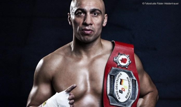 Yakub Saglam stand schon gegen Ex-Weltmeister und den letzten Gegner von Anthony Joshua im Ring