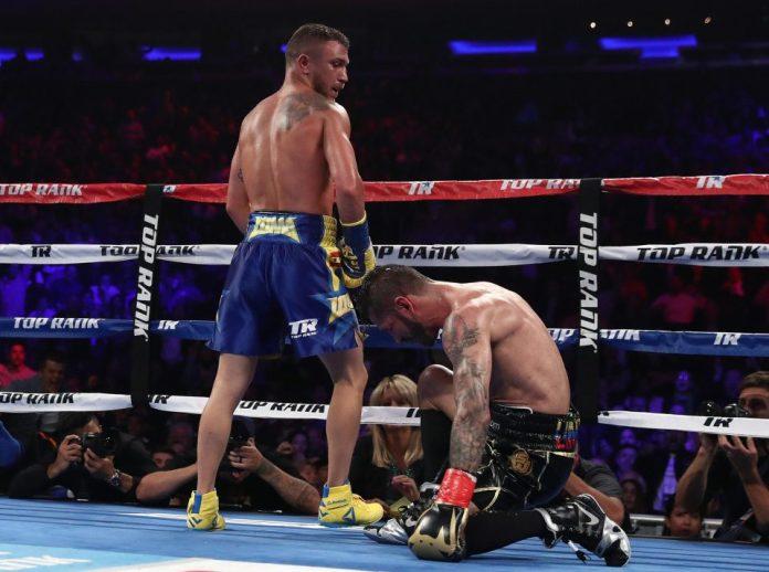 Vasyl Lomachenko vs Jorge Linares12
