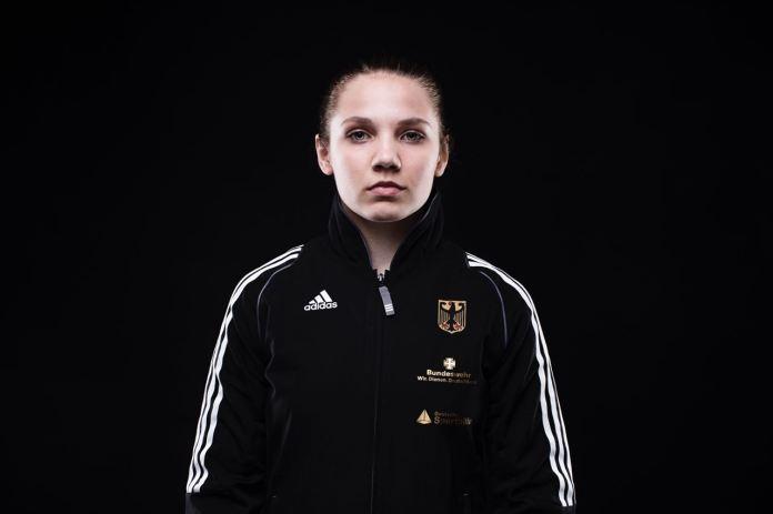 Sophie Alisch / Foto: ©️- Boxclub TRAKTOR Schwerin