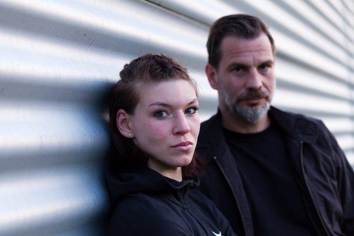 Nina Meinke und Kay Huste / Foto: Ivanka Penjak