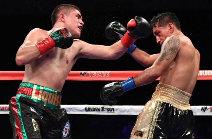 Der erst 23jährige Mexikaner Diego De La Hoya besiegte in der Nacht zum heutigen Samstag im Turning Stone Resort & Casino in Verona, USA, den völlig chancenlosen Jose Salgado durch KO in der 7. Runde-