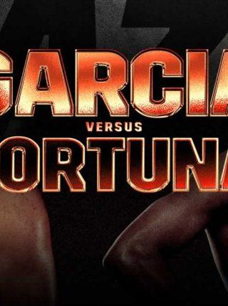 Ryan Garcia vs Javier Fortuna Poster
