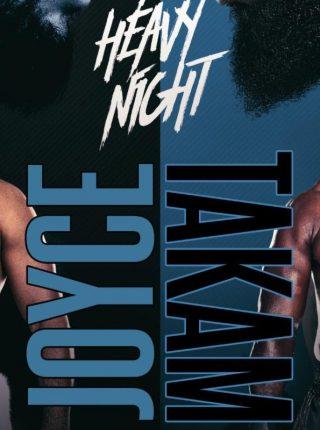 Joe Joyce vs Carlos Takam Fight-Poster