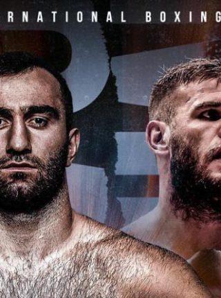 Murat Gassiev vs Michael Wallisch Poster
