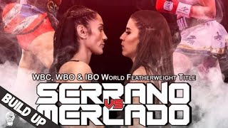 Amanda Serrano vs. Yamileth Mercado Poster