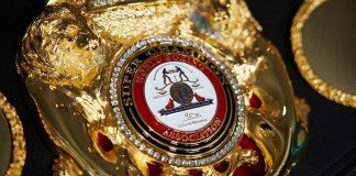 WBA Superchampion Gürtel