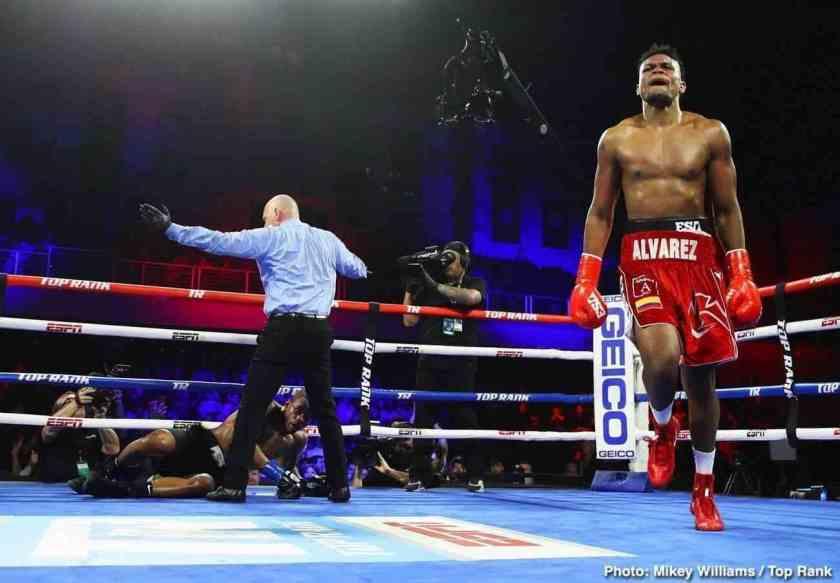 Premios de mitad de año: el ascenso de Tyson Fury, el regreso de 'Chocolatito' y la promesa de Ryan  Resultado-y-Resumen-de-la-pelea-Eleider-Storm-Alvarez-vs-Michael-Cannon-Handz-Seals-02