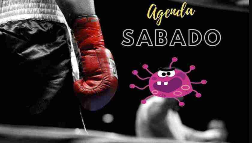 agenda boxeo sábado