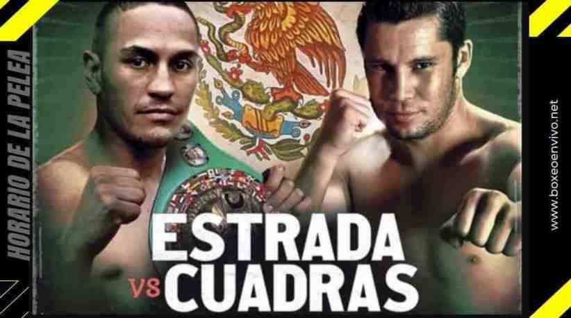 Horario Gallo Estrada vs Príncipe Cuadras