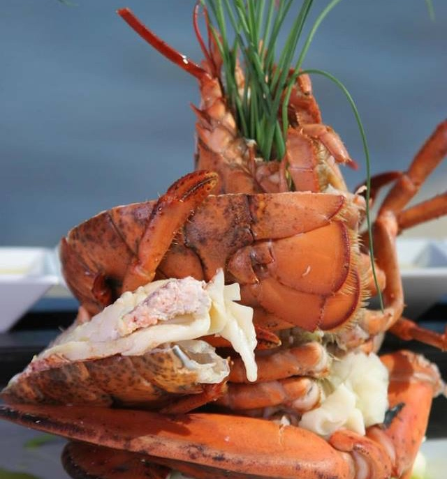 Diners flock to The Ocean House for the lobster!