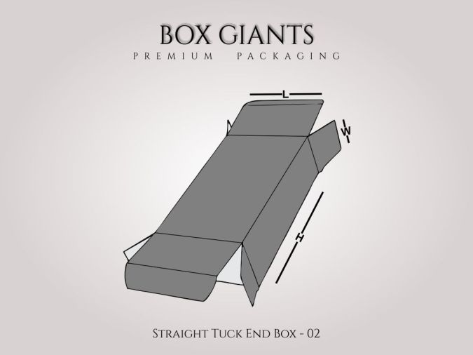 Straight Tuck End Boxes