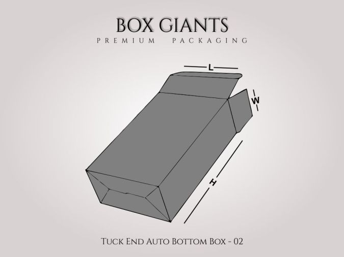 Tuck End Auto Bottom Boxes
