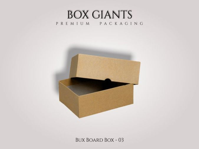 Custom Printed Bux Board Boxes